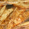 Hey you....look at me, we live in Suburgatory! {Crispy Baked French Fries}