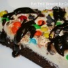 {Fun 'Fetti' Ice Cream Pizza}