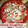 Black-Eyed Pea Salad {Not just for New Years Eve}