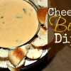 Cheesy Beer Dip