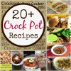20 + Crock Pot Recipes