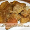 Overnight Pumpkin Cheesecake French Toast and a Dessert Mash-ups Cookbook GIVEAWAY