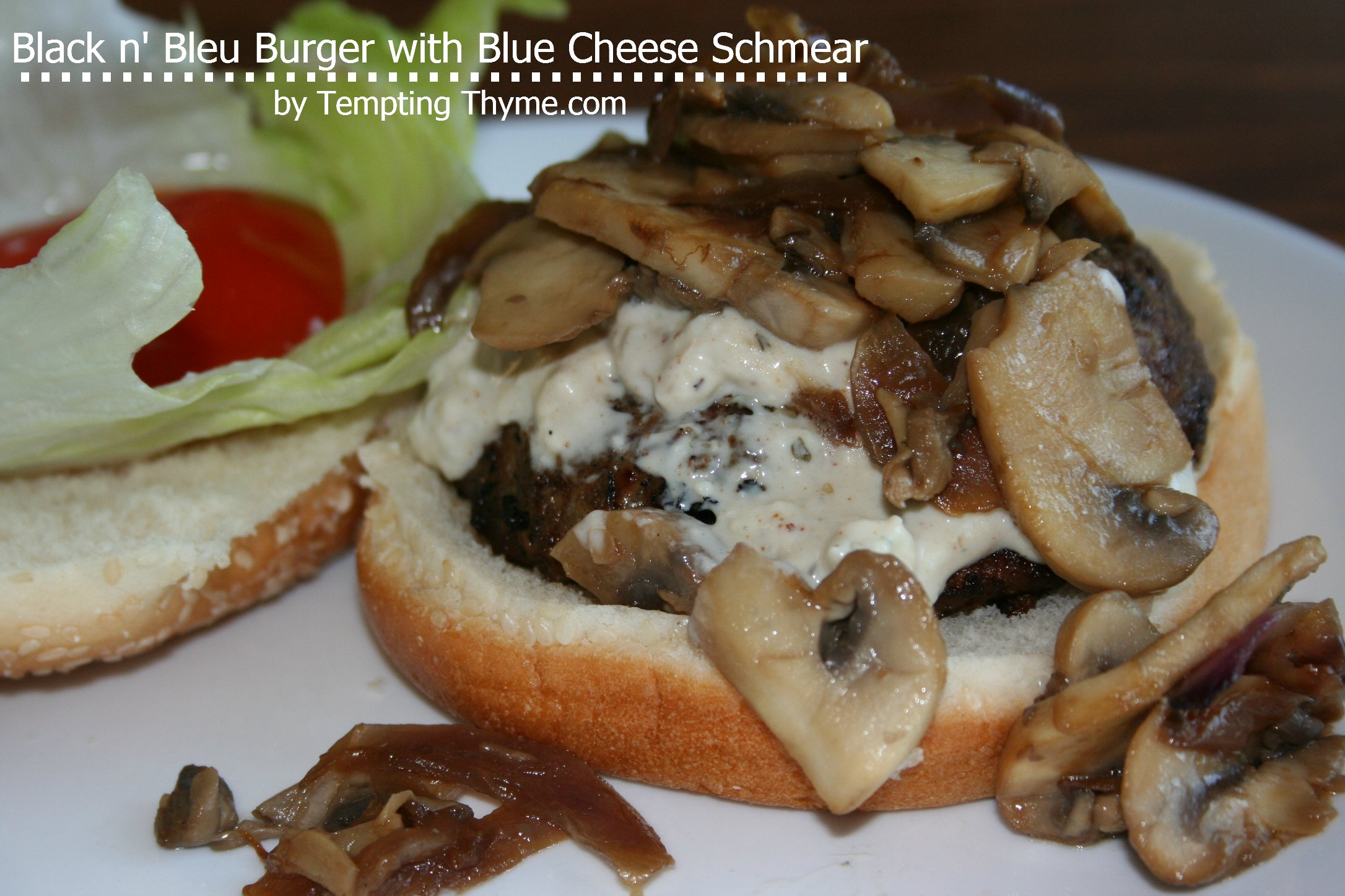 Black n' Blue Burger