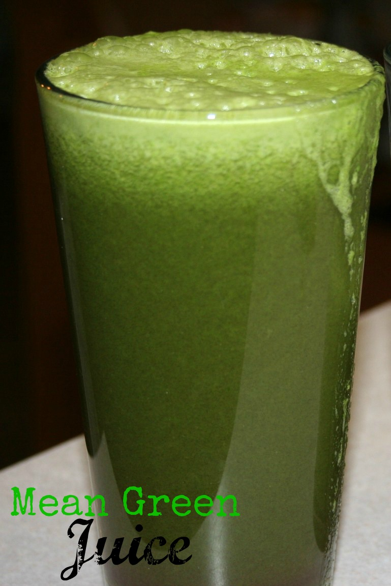 Why you should be juicing-green juices