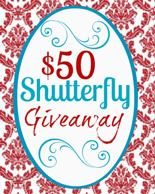 Tempting Thyme Shutterfly Giveaway