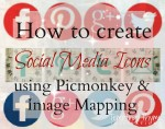 How to make social media buttons