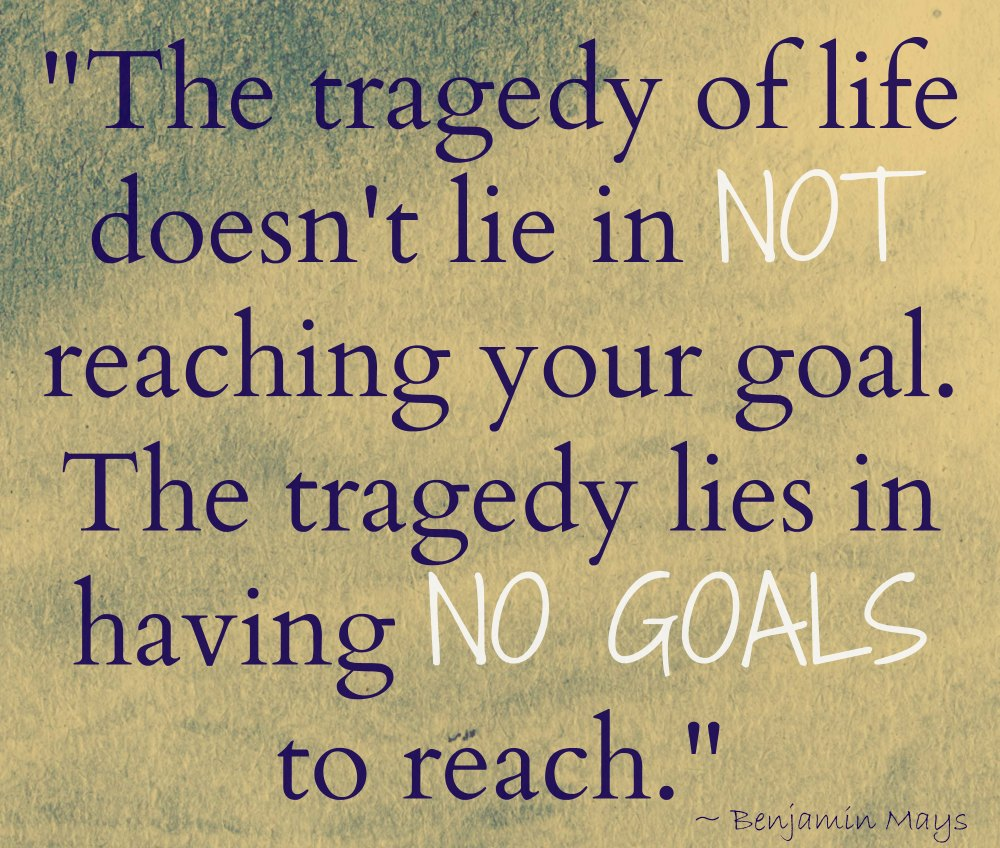 Quotes About Reaching Goals. QuotesGram