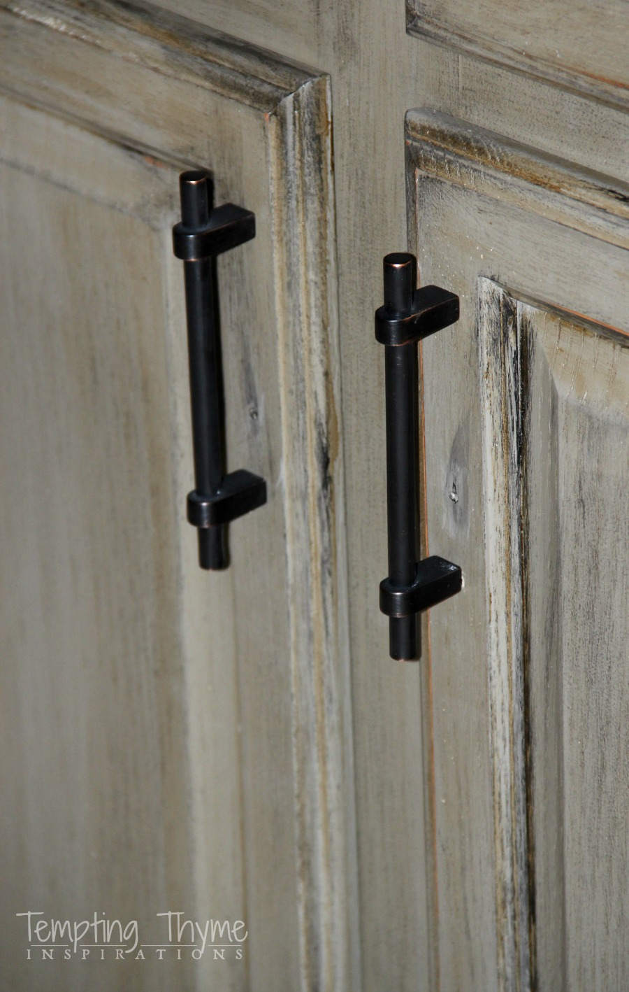 Kitchen Hardware The Low Down On Our Kitchen Cabinet Hardware Tempting Thyme