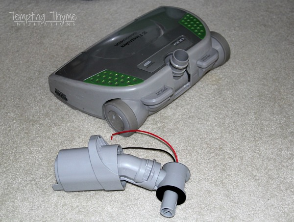 How to repair a vacuum-Electrolux
