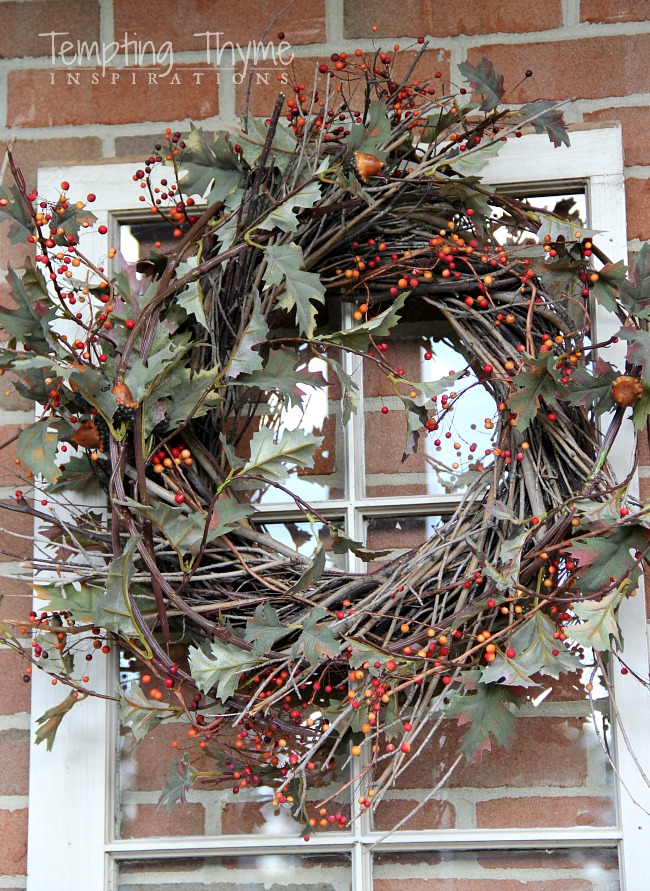 Grapevvine Wreaths-DIY Fall Wreaths
