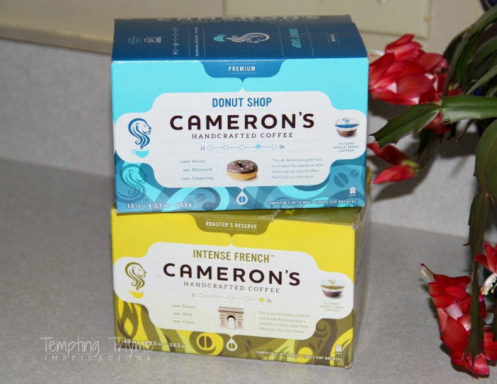 Cameron's Coffee-Single Serve Filtered Coffee