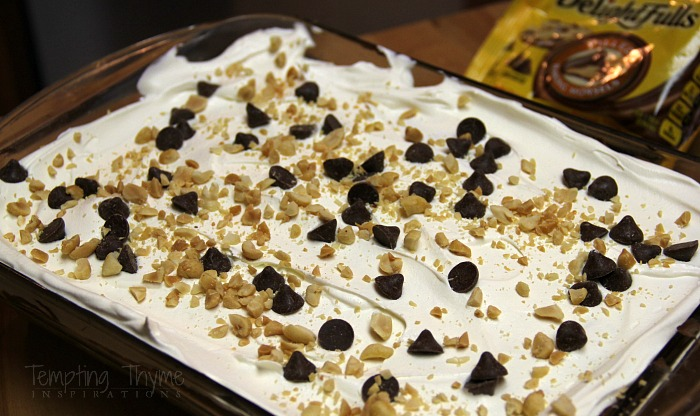 Chocolate and Peanut Butter Desserts-Nestle Toll House