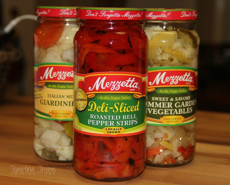 Holiday Recipe-Mezzetta Memories