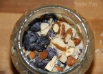 overnight oatmeal-quick and easy breakfasts