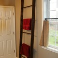 how to make a vintage ladder-Upcycling a ladder