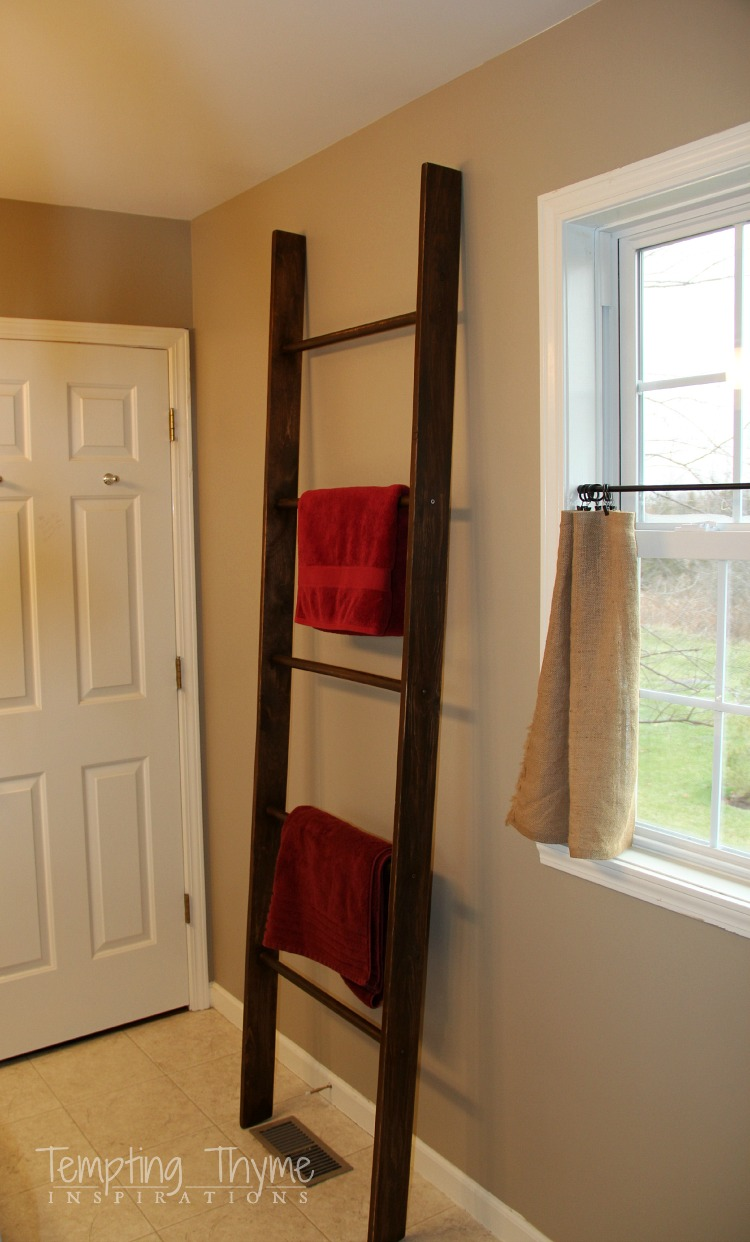 How To Make A Vintage Ladder Upcycling A Ladder