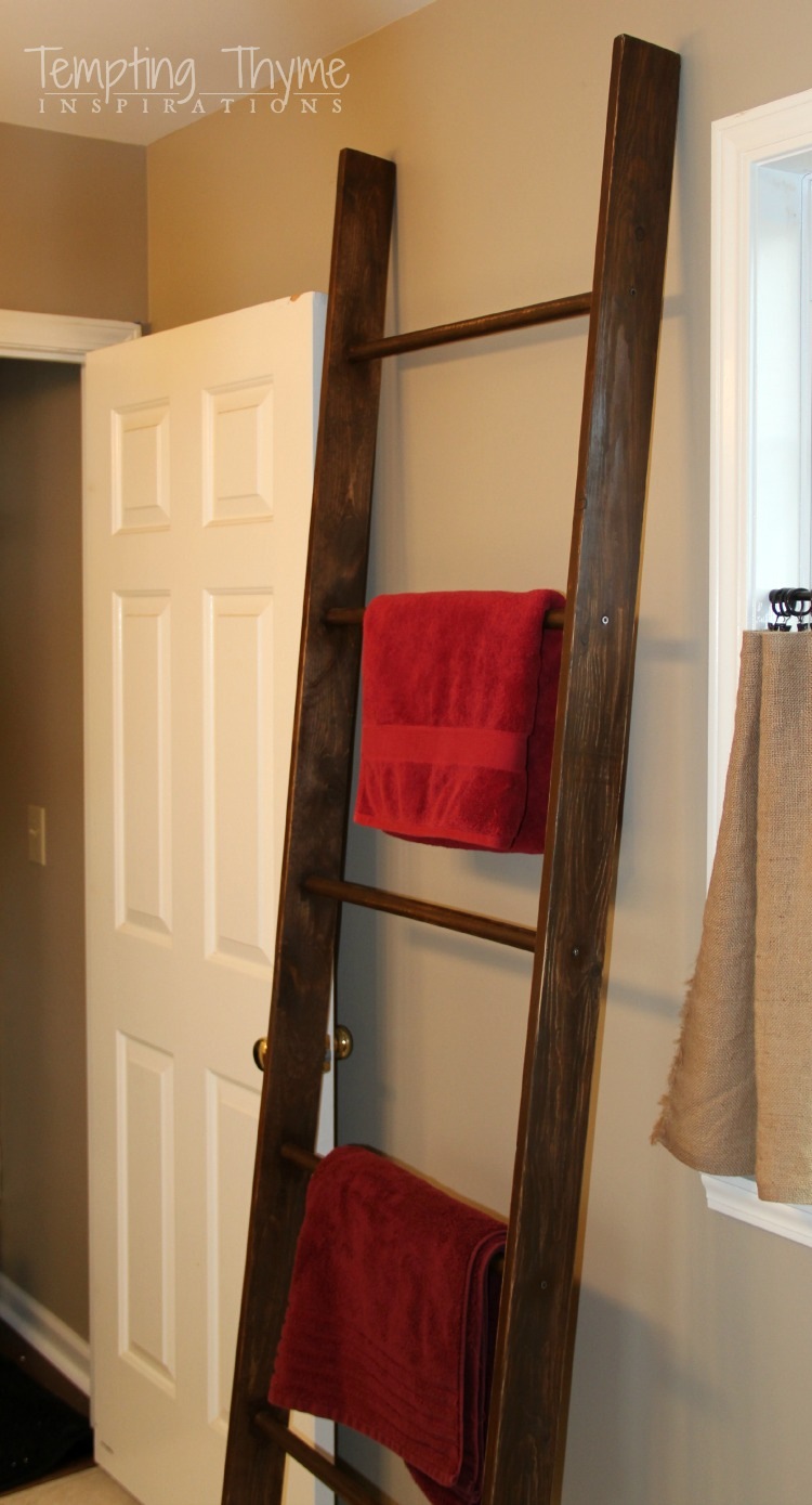 DIY ladder-how to make a ladder