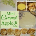 Individual Caramel Apple Pie-Apple Pie