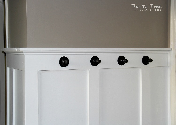 DIY Industrial Pipe Hooks