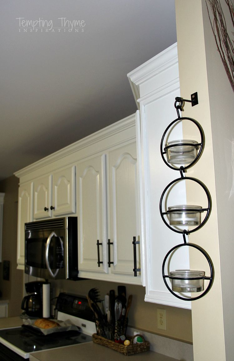 Painting Oak Cabinets is easier than you think!