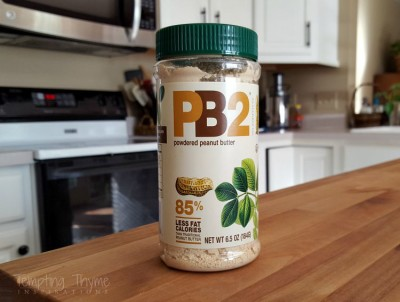 OMG.....Powdered Peanut Butter!