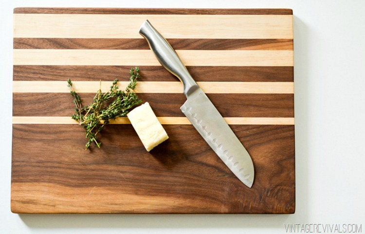 Tempting bits and bytes 4 tempting thyme for Make your own chopping board
