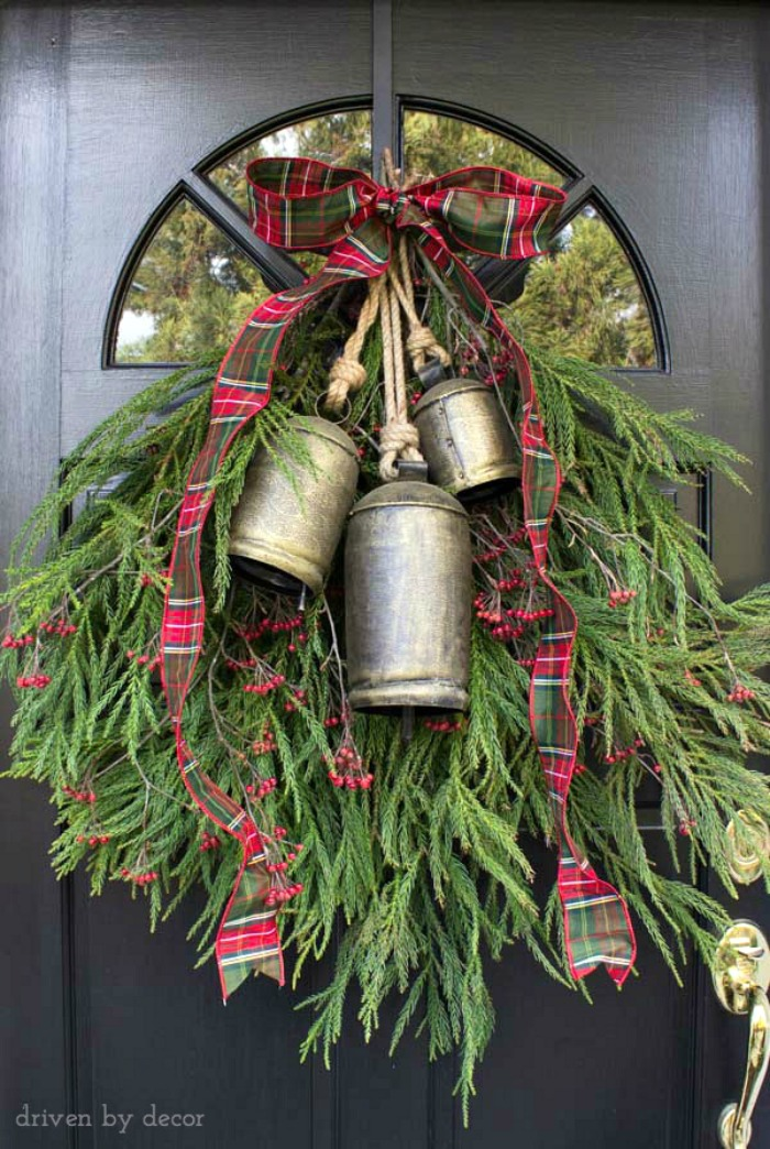 Christmas Door Hanging