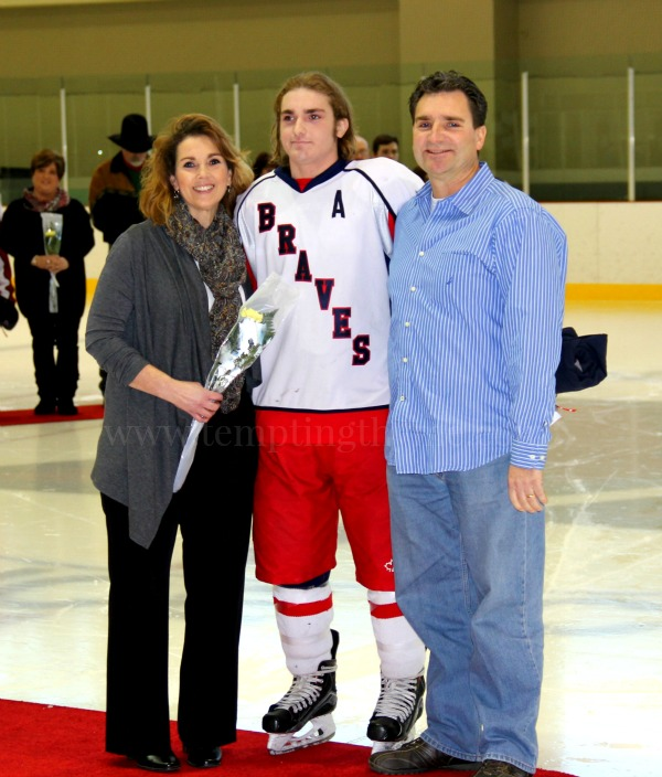 Hockey Senior Night