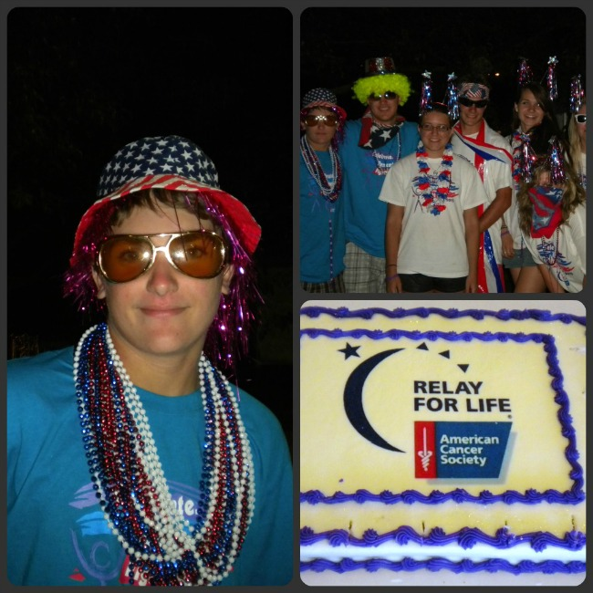 Oxford Relay for Life Team