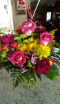 Vibrant Flower Arrangements