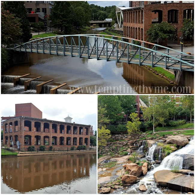 Attractions in Greenville South Carolina